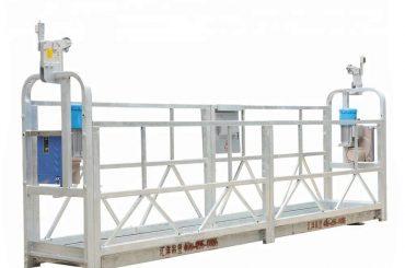 ระบบนั่งร้านนั่งร้าน 10 เมตร 800 กก. อลูมิเนียมอัลลอยด์มีความสูง 300 เมตร
