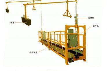 โรงงานขายรอกไฟฟ้าที่มีคุณภาพดีสำหรับแพลตฟอร์มระงับจากผู้ผลิตโดยตรง