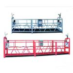 ZLP500 Ssupended Access Equipment / เรือ / เรือ / นั่งร้านสำหรับก่อสร้าง